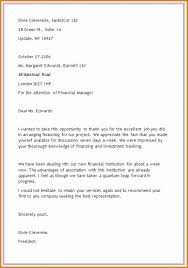 4 Examples Business Letters Full Block Style Besttemplates