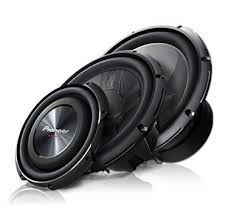 pioneer speakers subwoofer. subwoofers by size pioneer speakers subwoofer e
