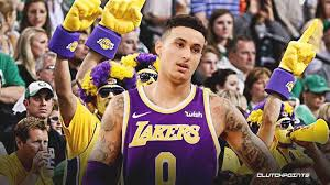 <b>Lakers</b> news: Kyle Kuzma shouts out '<b>real Laker fans</b>' after clinching ...