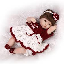 child size love doll realistic silicone reborn dolls for girls 42cm size magnetic mouth