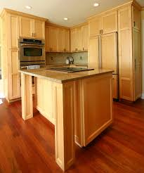 Cherry Or Maple Cabinets Bamboo Kitchen Cabinets Pros And Cons Cliff Kitchen Design Porter