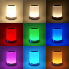 Led Sensor Light Bluetooth Speaker Power Bankin