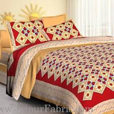 bed sheet designing buy online block printed handmade double bed sheets at jaipur fabric