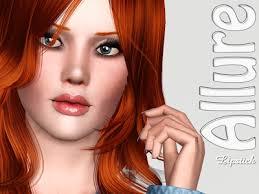 Makeup - BasicSimmer CC Finds