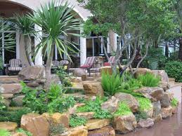 Small Picture Beautiful Small Rock Garden Ideas Gallery Home Decorating Ideas