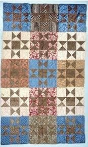 Civil-War era 'Reconciliation Quilt' by Lucinda Ward Honstain sold ... & Soldier's Aid Society quilt 1863 Organized by Susannah Corey Pullen  (1816-1871) Augusta Adamdwight.com