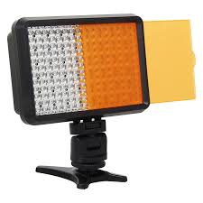 Hako Led Video Light Hako Led 180 Multicolor Led For Video And Dslr Cameras