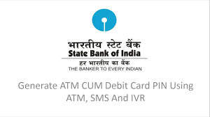 sbi green pin for your atm debit card video created as on january 2017 you