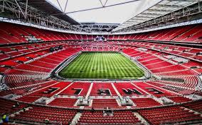 Official instagram account of wembley stadium connected by ee. Herunterladen Hintergrundbild Wembley Stadion Leeres Stadion Fussball Hdr Fussball Stadion In London In Den Englischen Stadien Mit Einer Auflosung Zu Uberwachen 2560x1600 Bilder Auf Dem Desktop