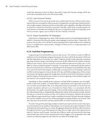 chapter ii terminal planning and design process airport  page 22