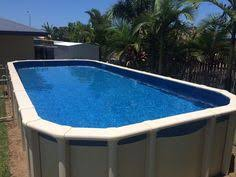 above ground pools australia. Simple Above Above Ground Rectangular Pool Australia Wide Shipping Intended Pools O