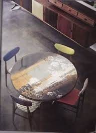 draga obradovic elle decoration uk oct love the table chairs r just meh