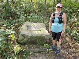 Andrea Huntoon - Tomorrow River Trail (WI) - 2020-09-22 | Fastest Known Time