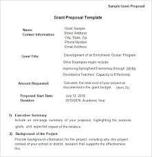 Grant Budget Proposal Sample For Non Profit Elektroautos Co