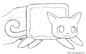 Cute Cats Coloring Pages To Print Cute Cat Coloring Pages Printable