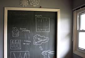 brilliant chalkboard wall designing ideas chalkboard paint closet doors chalkboard paint office