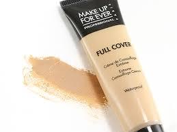 make up for ever full cover concealer