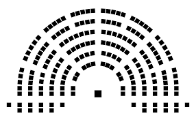 house plan seating of reps plans