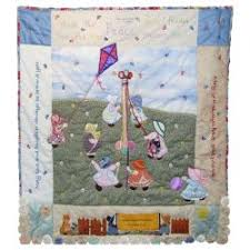Children's Society Patchwork Competition & From the makers of the quilt -