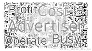 Word With Ad Word Cloud Text Background Concept Stock Illustration Illustration