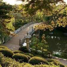 Japanese Style Garden Bridges Visiting The Garden My Chicago Botanic Garden