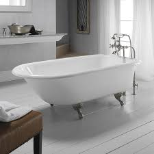 barclay brocton 68 cast iron roll top tub