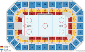 Dow Event Center Saginaw Tickets Schedule Seating