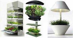 Led Kitchen Garden Interesting Led Kitchen Garden Supporting Proper Herb Environment