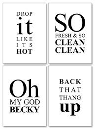 Bathroom Quotes