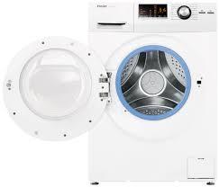 haier 8kg front loader washing machine. haier hwm85-b14266 8.5kg front load washing machine 8kg loader