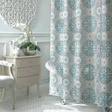 grey striped shower curtain uk