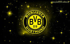 borussia dortmund logo hd best wallpaper football wallpapers