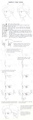 line art tutorial note his is what i need using painttoolsai