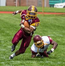 Isaiah Grooms Football Central State University Athletics