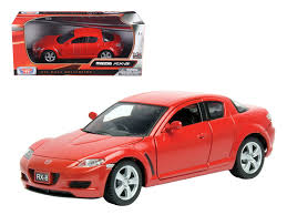1993 mazda rx7 fast and furious. diecast model cars wholesale toys dropshipper drop shipping mazda rx8 red 124 motormax 73323 ship shipper dropship 1993 rx7 fast and furious