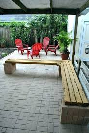 cinder block furniture. Delighful Furniture Cinder Block Furniture Ideas Patio  Home Throughout Cinder Block Furniture E
