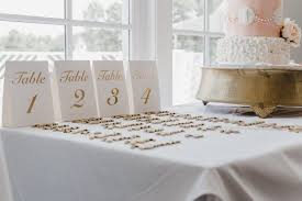 Wedding Table Seating Chart How To Make A Wedding Seating Chart Yeah Weddings