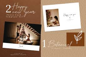 Design Your Own Change Of Address Cards Editable Happy New Year Photo Card