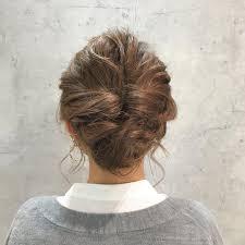 色気がある女性の髪形やアレンジ15選ショートボブミディアムロング