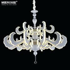 acrylic chandelier cleaner