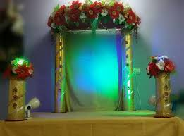 ganpati decoration ideas decoration for ganpati ganesh pooja