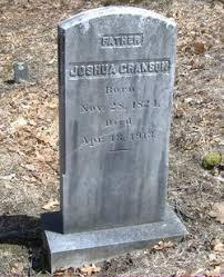 Joshua Cranson (1824-1913) - Find A Grave Memorial