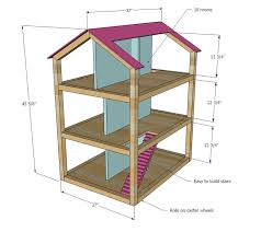 building doll furniture. ana white build a dream dollhouse free and easy diy project furniture plans building doll n
