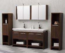 double vanity units for bathrooms. double vanity unit twin sink in walnut units for bathrooms h