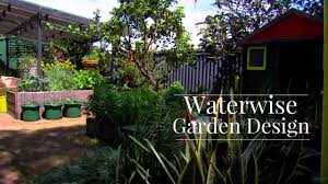 Small Picture Waterwise Garden Design YouTube