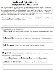 worksheet | A complicated person, with a complicated life