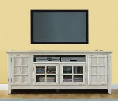 75 tv stand. New Generation 75-Inch TV Stand In Vintage White Finish By Liberty Furniture - 840-TV00 75 Tv O