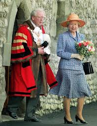 By royal appointment - looking back to a summer visit by The Queen ...