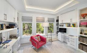 Elegant home office Pinterest Design Ideas Pop Of Pink For The Elegant Home Office 10 Joyful Home Offices Militantvibes Design Ideas Pop Of Pink For The Elegant Home Office 10 Joyful