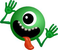 Resultado de imagen de alien emoji